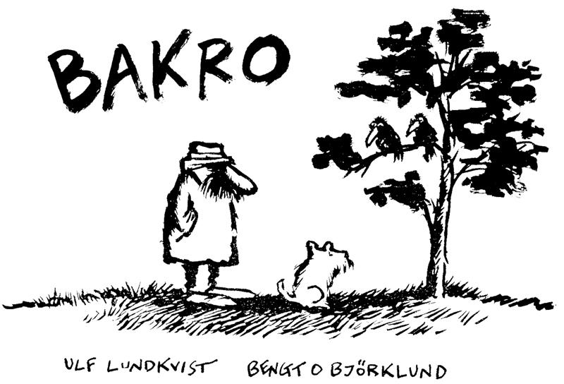 Bakro av Ulf Lundkvist